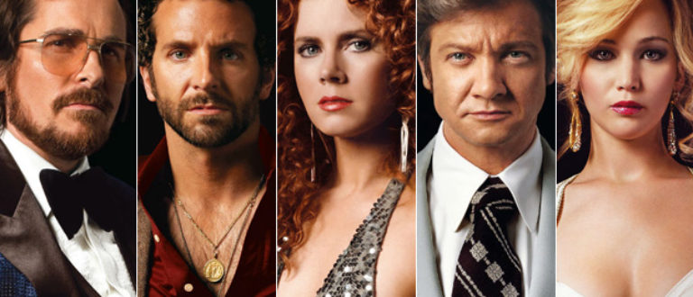 Article : De l'art d'escroquer (American Hustle)