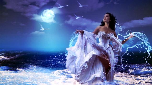 Yemanja, déesse de la mer