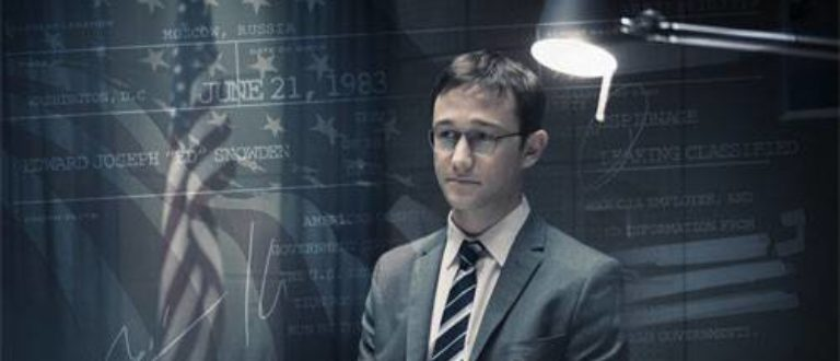 Article : « Snowden », d'Oliver Stone