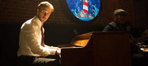 """Ryan Gosling dans """"La La Land"""" de Damien Chazelle"""