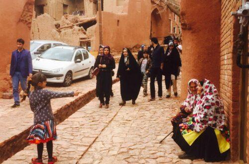 Article : CouchSurfing en Iran: renverser (tous) les préjugés