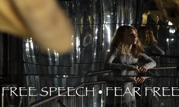 Niemh Barreto, Free Speech Fear Free